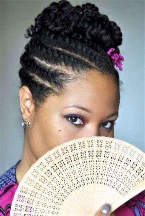 hairstyles for a flat head 706 best images about head wraps natural hair styles on