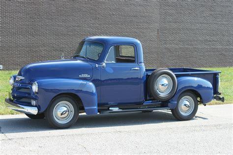 truck restored 1954 chevrolet truck 3100 reg cab southern restored truck