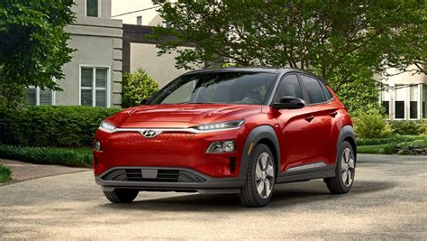 Hyundai Kona 2020 Colors by 2020 Hyundai Kona Ev Colors Release Date Specs Mpg