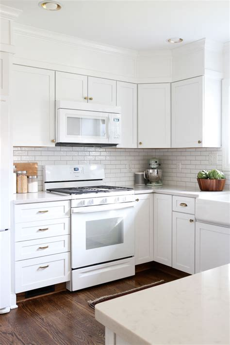 all white kitchen cabinets a once neglected home beautifully restored in the midwest