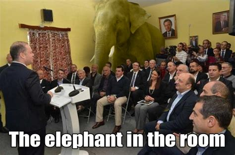 White Elephant In The Room by The Elephant In The Room Caruana Galizia S