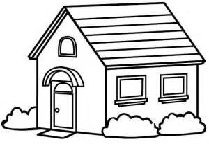 dibujos casas colorear imprimir gratis
