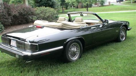 purchase used 1992 xjs convertible jaguar low mileage