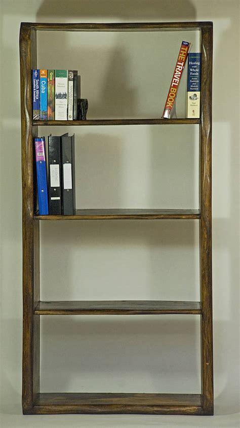 Handmade Wooden Shelves - rustic handmade wooden shelves by kwetu
