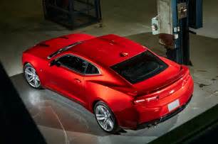 new 2016 chevrolet camaro with 455 hp