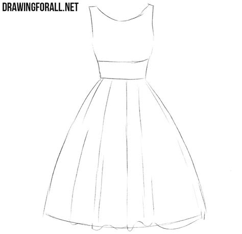 Drawing Dress drawings of dresses best seller dress and gown review