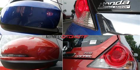 Spion Mobil Brio Satya Detail Perbedaan Antara Brio Rs Dan Satya Kompas