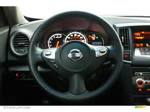 Steering Wheel For Nissan Maxima 2012 Nissan Maxima 3 5 Sv Charcoal Steering Wheel Photo