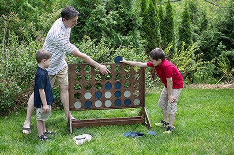 backyard connect four 17 diy games for outdoor family fun home stories a to z