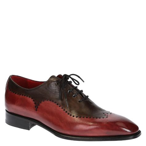 brown oxfords s shoes s brown burgundy minimal wingtip oxfords shoes