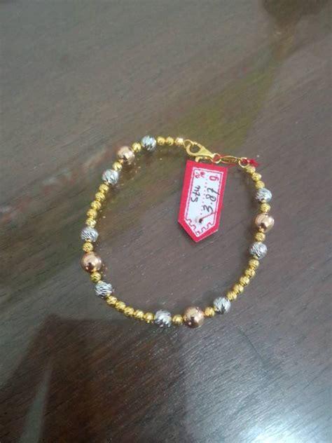 Jasa Emas Putih By Toko Nawa jual gelang emas model baru toko nawa di
