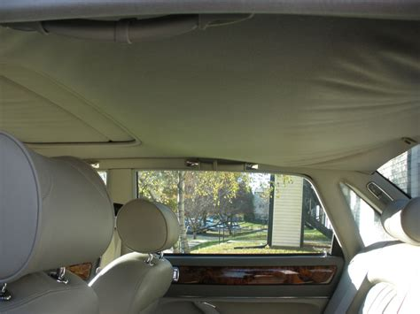 Roof Upholstery Sagging by Changing Headliner Sagging Headliner Jaguar Forums Jaguar Enthusiasts Forum