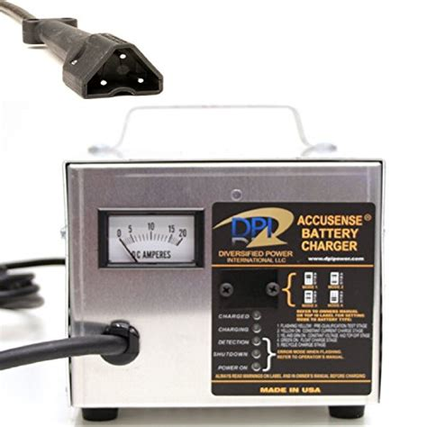 golf cart battery charger ez go golf cart battery charger with ez go rxv connector 48volt