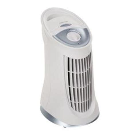 honeywell quietclean compact tower air purifier with