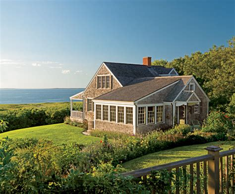 coastal side house cottages in dreamy seaside cottage living the inspired room