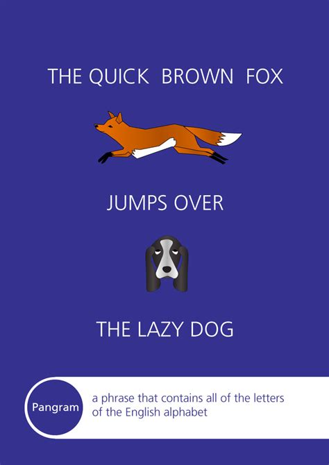 the brown fox jumps the lazy the brown fox jumps the lazy by yathish on deviantart