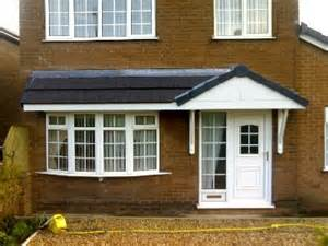Difference Between Bay And Bow Windows door canopies advanced windows