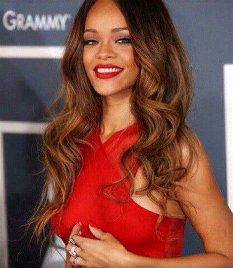 rihanna hair color rihanna hair colour brown colors