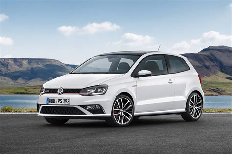 volkswagen polo 2015 vw polo gti facelift gets new 190ps 1 8l turbo and