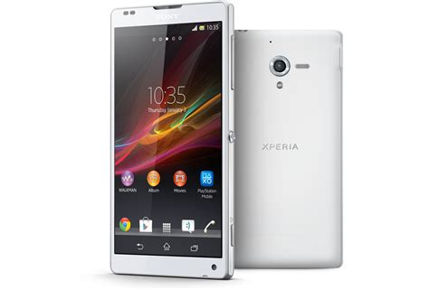 sony mobile xperia xperia zl smartphone sony mobile malaysia