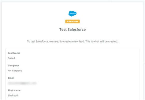 test salesforce the easy way to create a salesforce form in