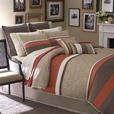 hgtv home lagare comforter set 100 cotton bed bath