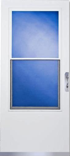 Screen Door Menards by Climaterite 32 Quot X 80 Quot White View Aluminum