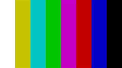 color pal ebu colour bars pal
