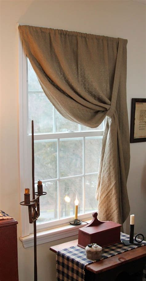 Primitive Window Curtains 17 Best Images About Primitive Curtains On Pinterest Window Treatments Country Curtains And
