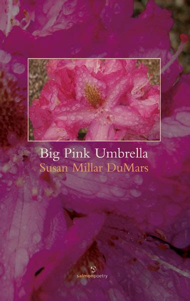 the pink umbrella books salmonpoetry big pink umbrella by susan millar dumars