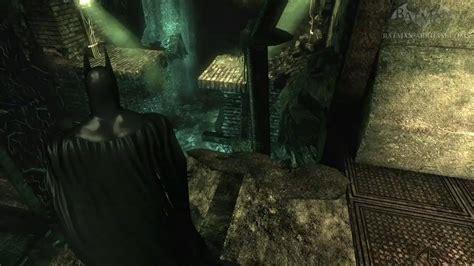 Batman Arkham Asylum Walkthrough Botanical Gardens Batman Arkham Asylum Walkthrough Chapter 37 The Abandoned Chamber