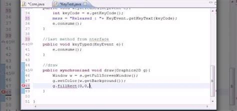 java tutorial keyboard input how to write a java applet that accepts keyboard input