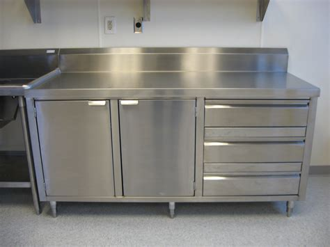 kitchen most used stainless steel kitchen cabinets