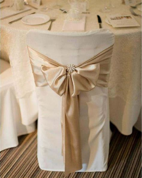 chair cover bows for weddings 25 best ideas about wedding chair covers on