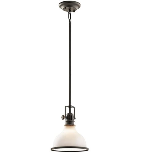 Drop Lighting Fixtures Kichler 43764oz Hatteras Bay Nautical Olde Bronze Mini Drop Ceiling Light Fixture Kic 43764oz