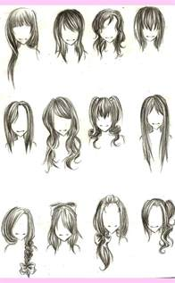 front face hair styles sketches newhairstylesformen2014 com