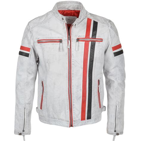 white motorcycle jacket white leather jackets for cairoamani com