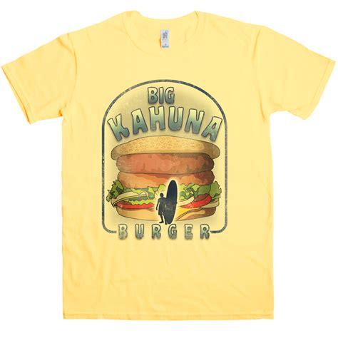 Burger Tshirt mens big kahuna burger t shirt ebay
