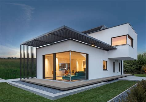 functional elegance concept house showcasing a soothing