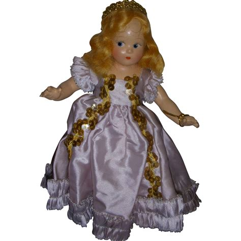 fairytale princess doll vintage madame tiny betty quot princess quot doll