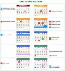 Calendario Laboral 2018 Cordoba Calendario Y Jornada Escolar