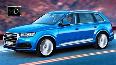 audi q7 in hybrid 2016 audi q7 suv e quattro diesel in hybrid