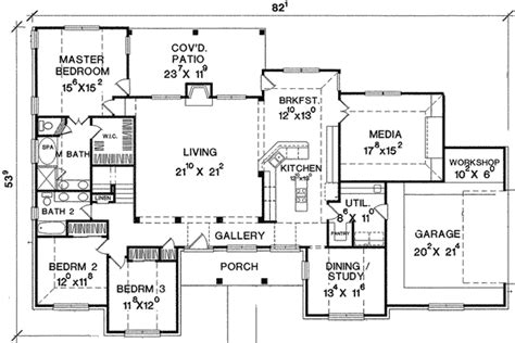 house plans with media room large room house plans home design and style