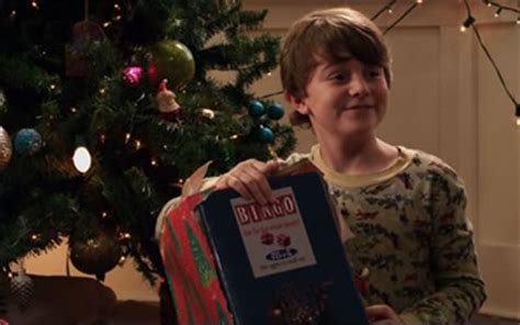 tom arnold tongue bryson sams in chilly christmas 2012 aka a christmas tail