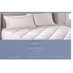 Vera Wang Mattress Simply Vera Vera Wang Jacquard Mattress Pad Bed Mattress