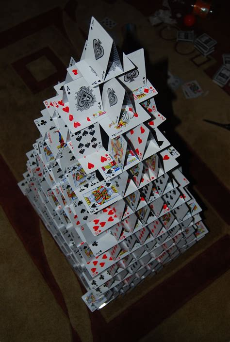 how to make a card castle cool castle cards by cal3star on deviantart