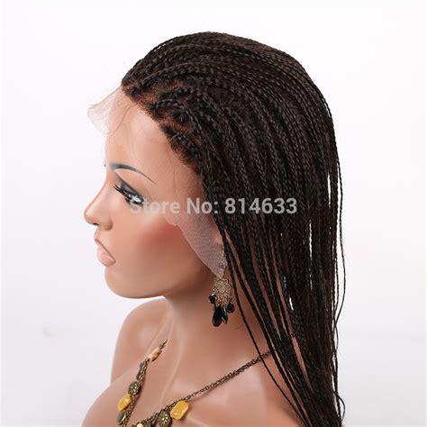 braid hairstyles black women on cap black women cornrow braid wig glueless lace front wigs 1b