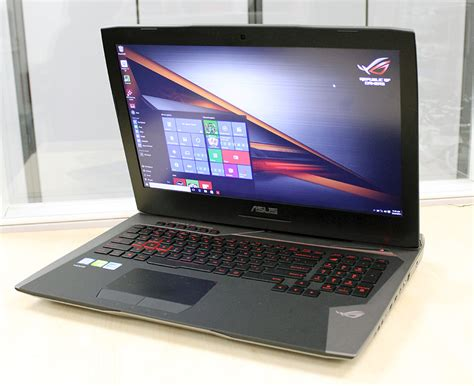 Asus Laptop For Gaming Singapore preview asus rog g752 17 inch gaming notebook with g sync hardwarezone sg