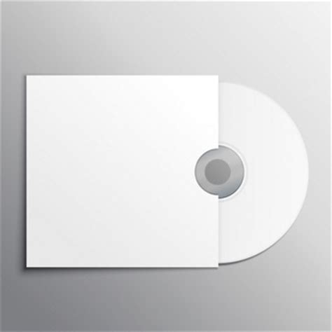 How To Make A Cd Sleeve Out Of Paper - cd vectors photos and psd files free