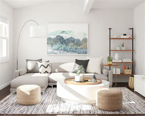 small living room design tips  designers modsy blog